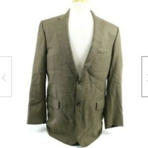 Jos. A Bank Travelers Collection Men Coat Size 42L
